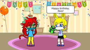 Nick's Birthday