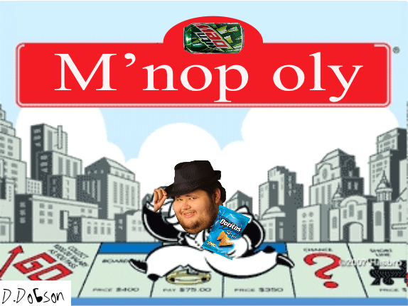 M'nopoly a by Dobadom