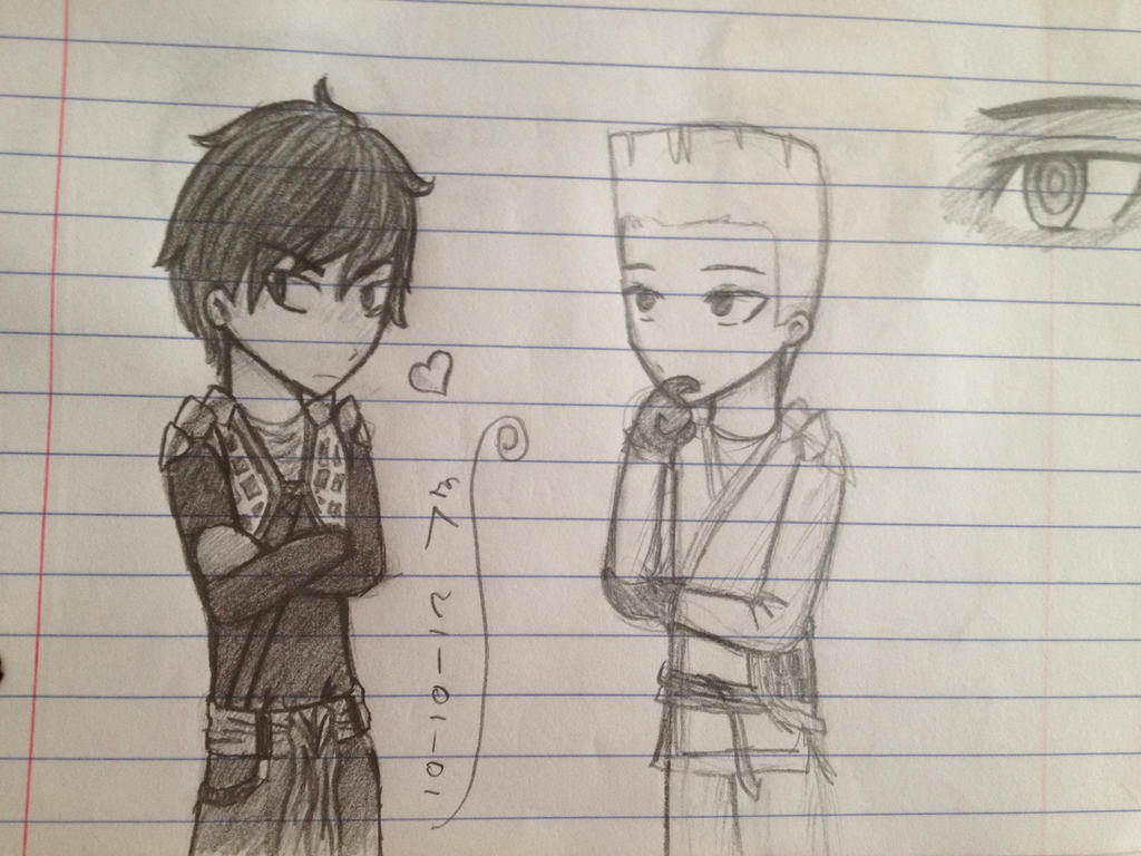 More artists like ninjago nya and jay by sammiethehedgehog13