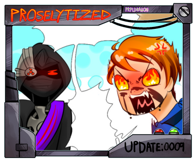 Proselytized: #9 by prpldragon