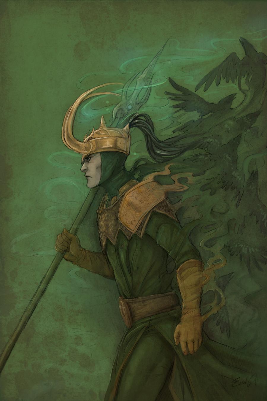 Loki by Vaahlkult