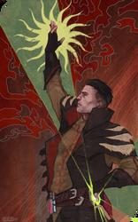DA: Inquisitor Trevelyan by Vaahlkult