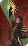 DA: Inquisitor Trevelyan