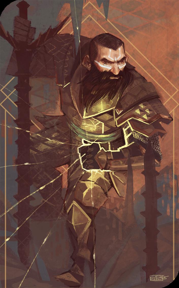 DA: Inquisitor Cadash by Vaahlkult