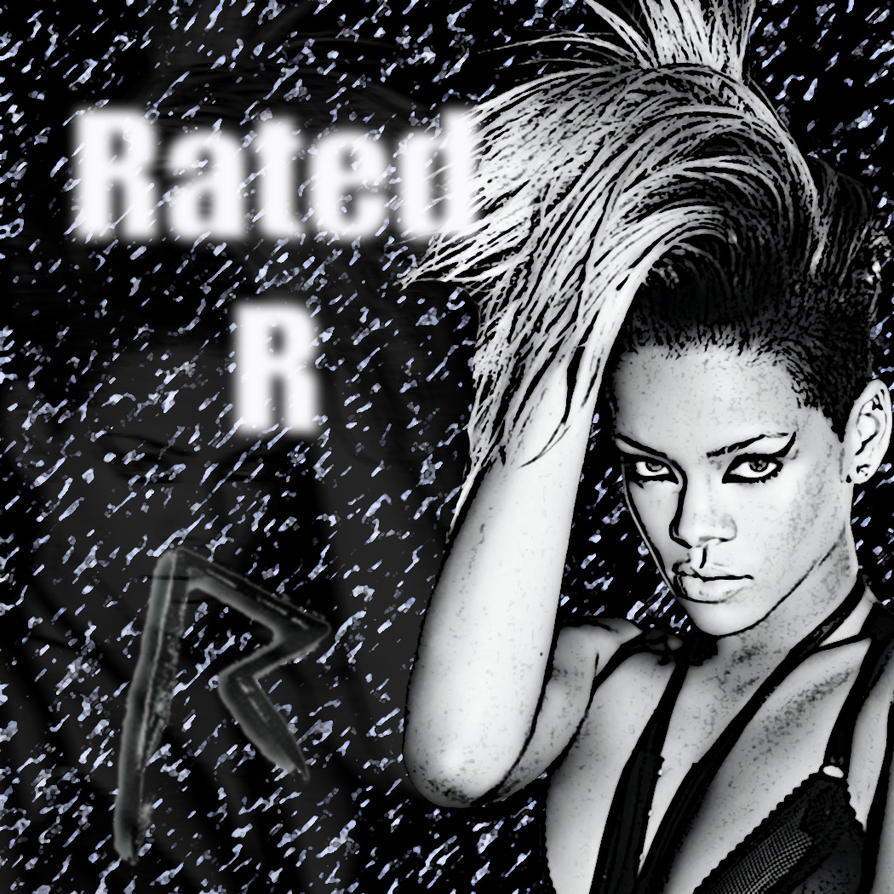 Rihanna photoshoot rated r
