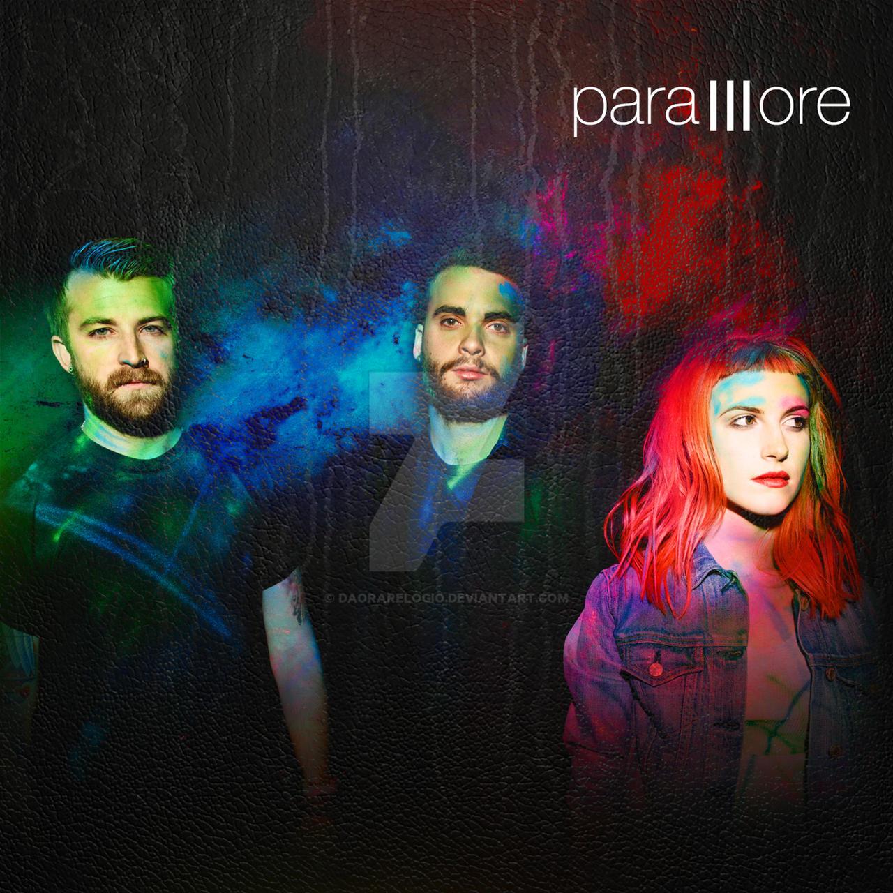 Paramore Album Cover by daorarelogio on DeviantArt Paramore 013