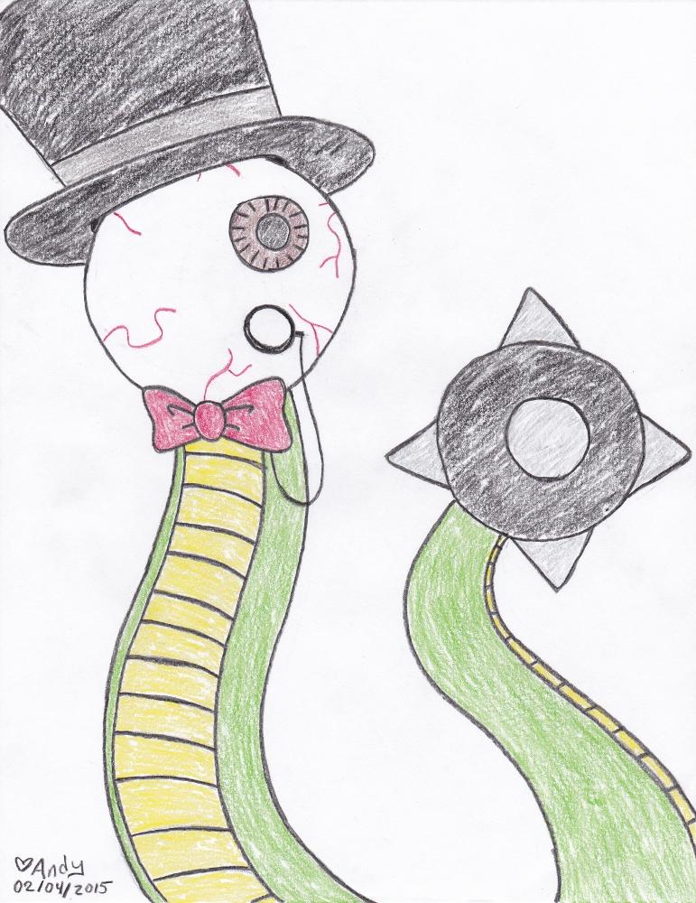 Snakeye Character Profile by cocotapioka
