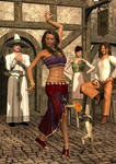Daughters of Satuaria: Sister of the Travellers