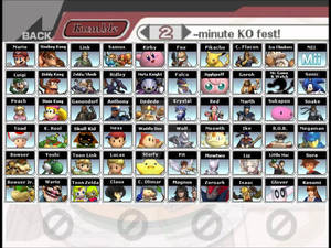 The smash 5 roster that we will most likley get