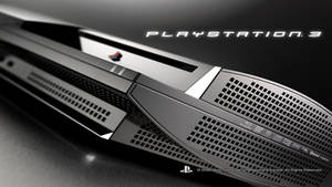 Sony PS3 BLACK Theme Wallpaper