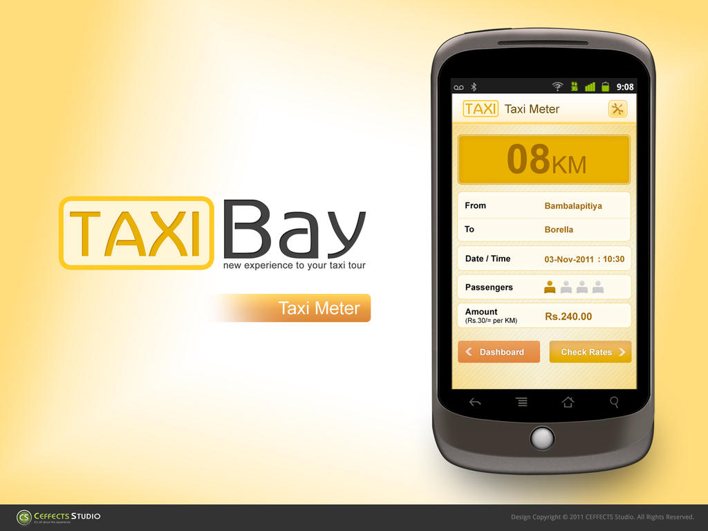Taxi Meters Purchase : Taxi bay meter by ceffects studio on deviantart