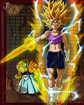 Bra  Dragon Ball Multiverse