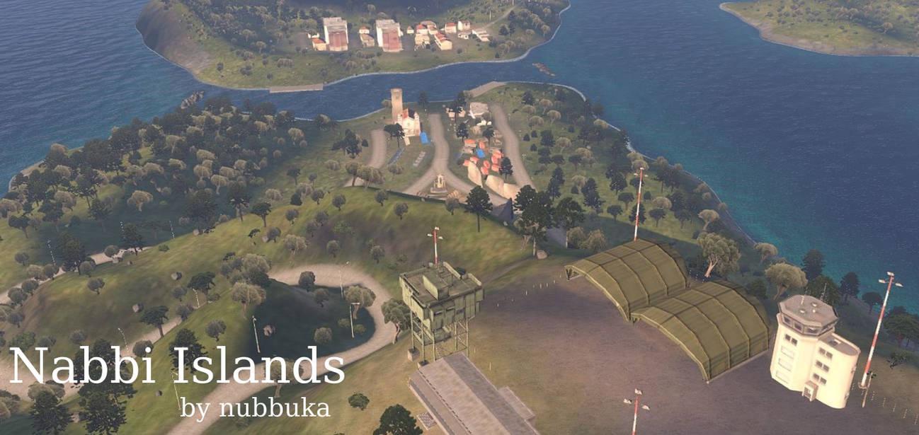 Nabbi Islands Arma 3 map 4 by nubbuka on DeviantArt