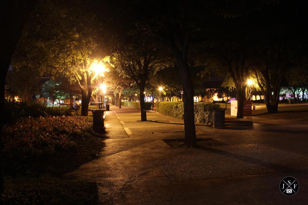 Paseo Nocturno by juanjosilva