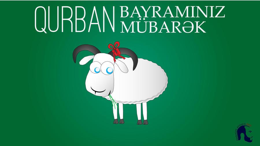 Qurban Bayrami Sekilleri 2017