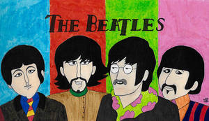 YS Beatles by DessyDoodlebug
