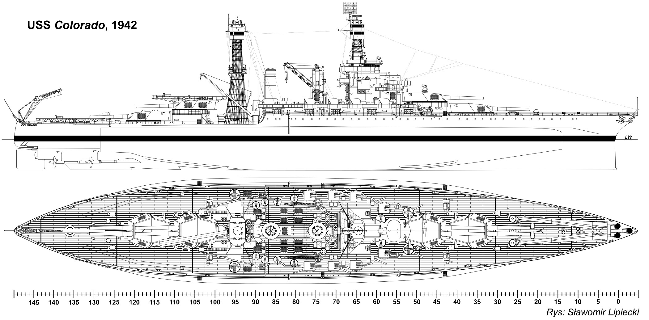 The colorado class deserves her final refit general game usscoloradolineartbylionessnalag malvernweather Images