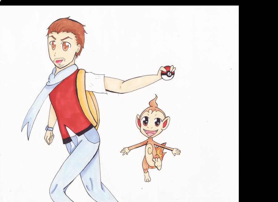 Tony Stark - Pokemon Trainer by EmailinasBrother