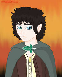 AT: Frodo Baggins