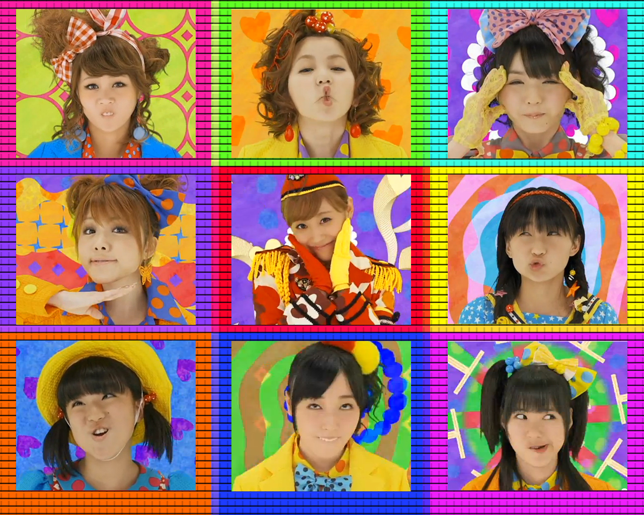 Morning Musume - Kare to Issho by hairsprayfusion