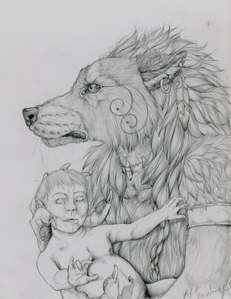 Protection by PadfootBrush