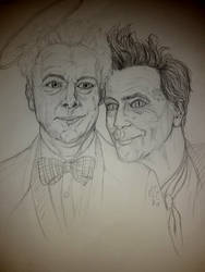Aziraphale And Crowley