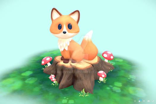 Fox In the Woods - Final Model