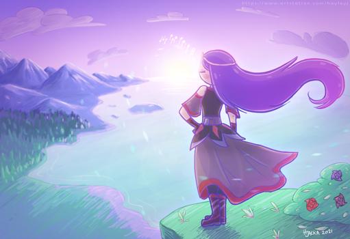 Foreverland - Illustration
