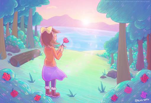 Foreverland pt.2 - Illustration