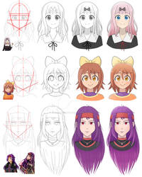 Anime Art Academy - Session 1 Lesson 2