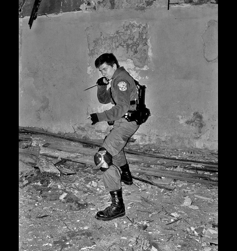 Resident Evil 1 by Gargu