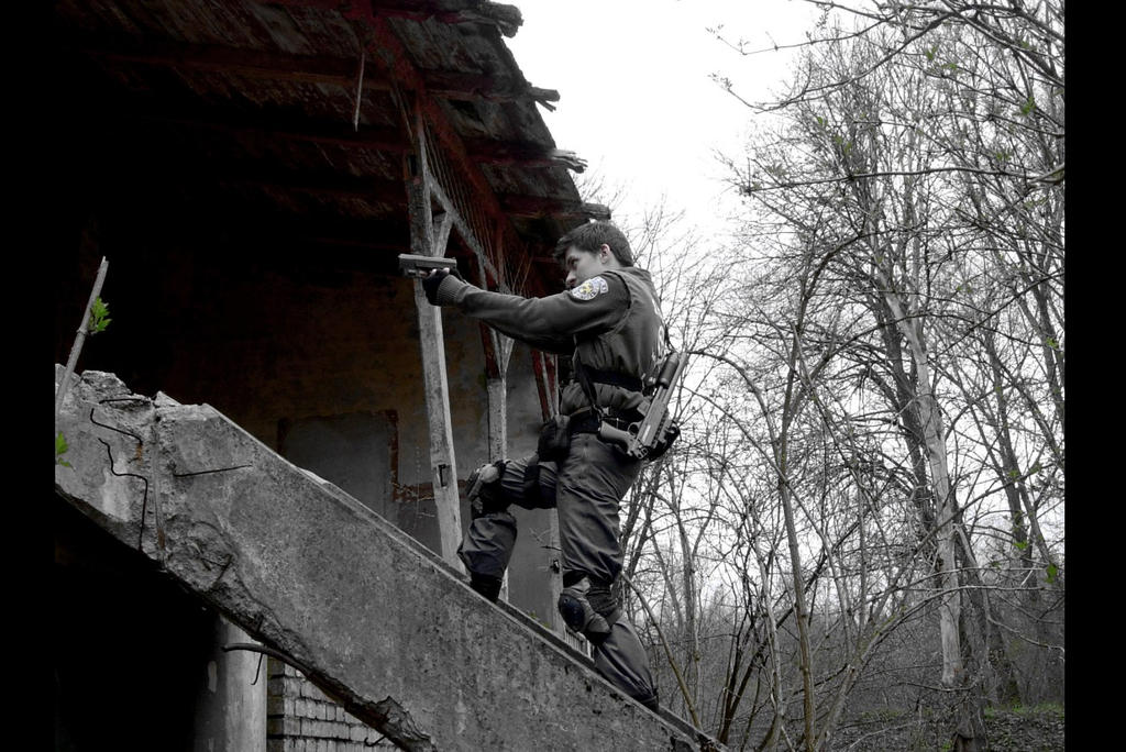 Resident Evil 3 by Gargu