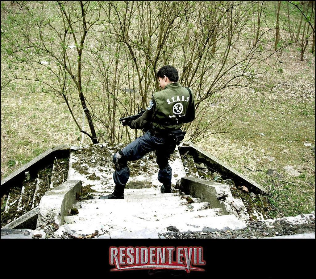 Resident Evil 4 by Gargu