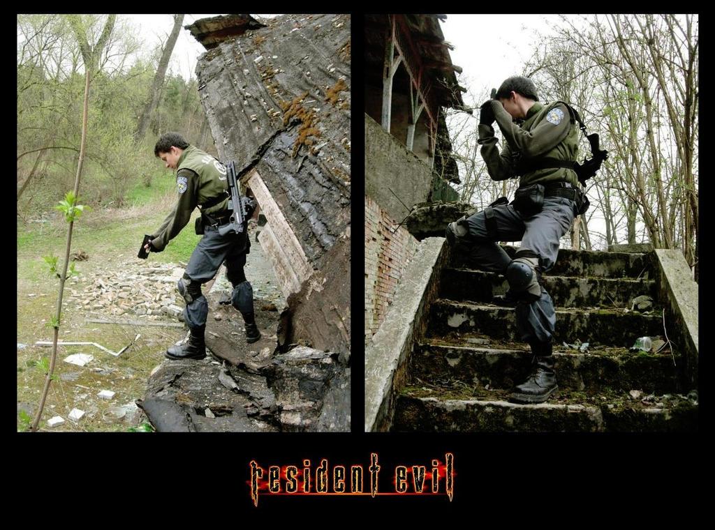 Resident Evil 7 by Gargu