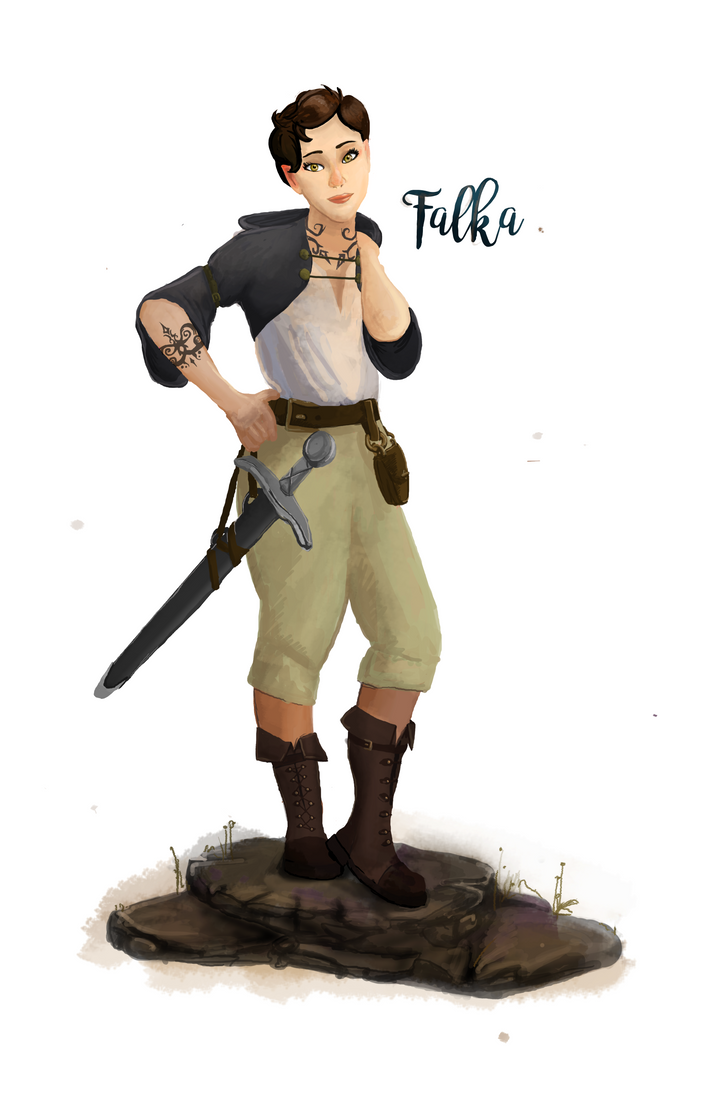 Falka  by toAflame