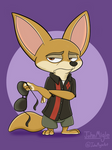 The Fashionable Fennec