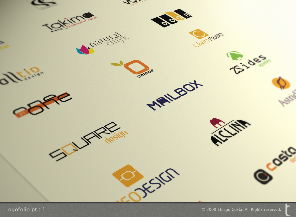 Logos... by CostaDesign