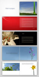 Nature Brochure by CostaDesign