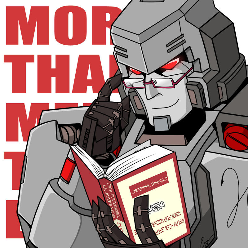 MTMTE: Megatron by Evelynism