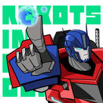 RID: Optimus Prime