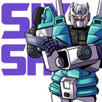 Comm: Sixshot
