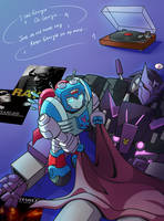 MTMTE: Georgia On My Mind by Evelynism