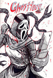DbD: Ghostface