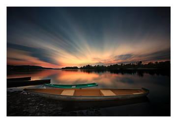 A boat of dreams... by anoxado