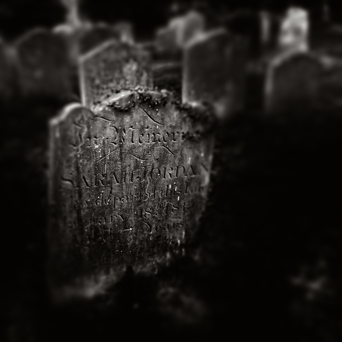 Tombstone by anoxado