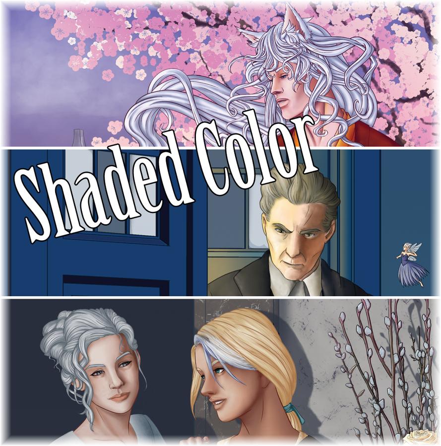 Shaded (2) by Akamar