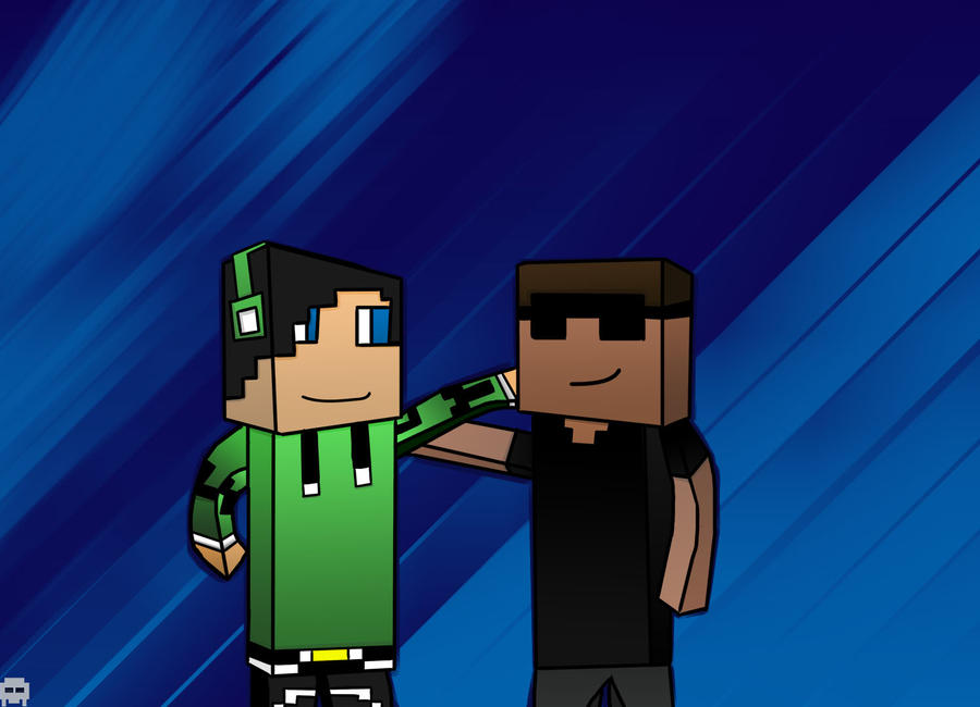 Imwireless's Minecraft avatar request by TruCorefire