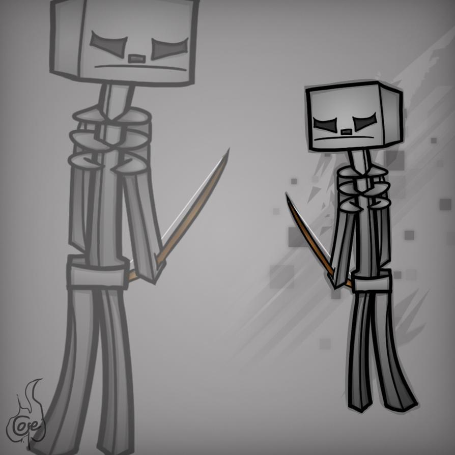 Minecraft Mob Spotlight: Skeleton By TruCorefire ...