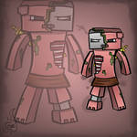 Minecraft Mob Spotlight: Zombie Pigman