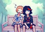 Mako and Ryuko